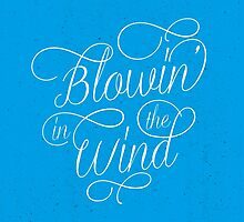 Blowin' in the Wind by Aguvagu