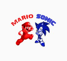 Mario & Sonic, 90's best friends Unisex T-Shirt