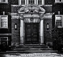 St Hilda's College University of Toronto Campus by Brian Carson