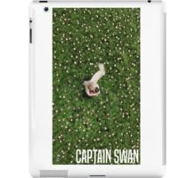 Captain Swan iPad Case/Skin