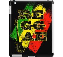 reggae, guitar iPad Case/Skin