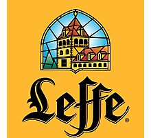 Leffe - Beer Photographic Print