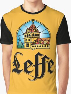 Leffe - Beer Graphic T-Shirt