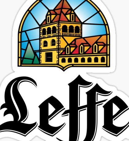 Leffe - Beer Sticker