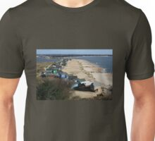 Mudeford Sands Unisex T-Shirt