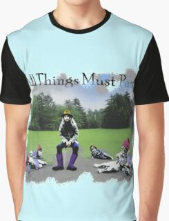 All Things Must Pass Album Graphic T-Shirt