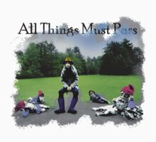 All Things Must Pass Album One Piece - Short Sleeve