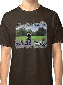 All Things Must Pass Album Classic T-Shirt