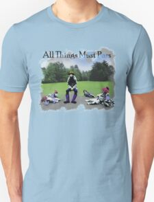 All Things Must Pass Album Unisex T-Shirt