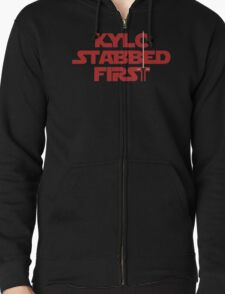 Kylo Stabbed First T-Shirt