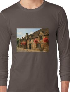 Castle Combe Cottages Long Sleeve T-Shirt