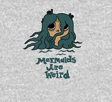 The Marvelous Misadventures of Flapjack Mermaids Are Weird Women's Fitted Scoop T-Shirt