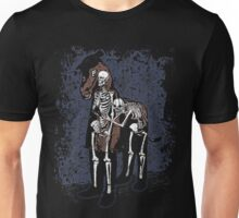 Anatomy of a Fake Horse Unisex T-Shirt