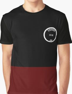 Two Tone Tee Graphic T-Shirt
