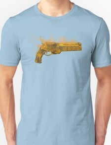 Golden Gun Unisex T-Shirt