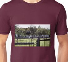 Paysages Normandie LOVE  landscapes 21 (c)(t) canon eos 5 by Olao-Olavia / Okaio Créations   1985 Unisex T-Shirt
