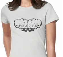 Prague! Womens Fitted T-Shirt