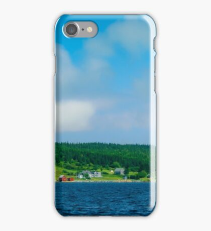 LaHave, Nova Scotia iPhone Case/Skin