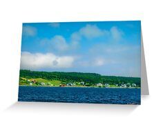 LaHave, Nova Scotia Greeting Card