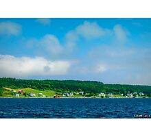 LaHave, Nova Scotia Photographic Print