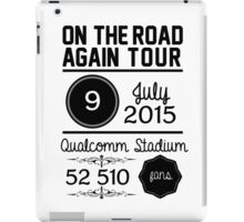 9th July - Qualcomm Stadium OTRA iPad Case/Skin