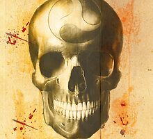 Triskelion Skull by intfactory