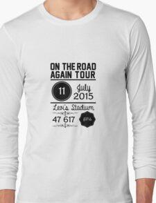 11th July - Levi's Stadium OTRA Long Sleeve T-Shirt
