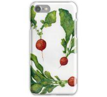 Radish iPhone Case/Skin