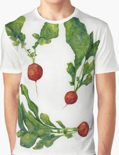 Radish Graphic T-Shirt
