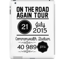 21st July - Commonwealth Stadium OTRA iPad Case/Skin