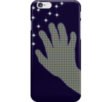 I only wanted to see the stars . . . iPhone Case/Skin