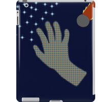 I only wanted to see the stars . . . iPad Case/Skin