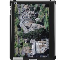 Paysages vieux village France landscapes 23 (c)(h) canon eos 5 by Olao-Olavia / Okaio Créations   1985 iPad Case/Skin