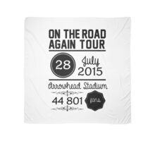 28th July - Arrowhead Stadium OTRA Scarf