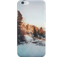Trondheim. iPhone Case/Skin