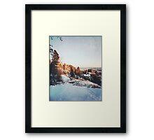 Trondheim. Framed Print