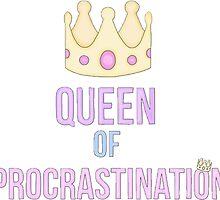 Queen of procrastination  by Skyliene