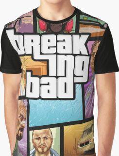 Breaking Bad 5 Graphic T-Shirt
