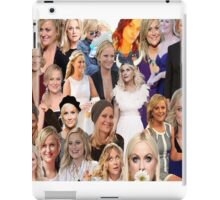 Amy Poehler Collage iPad Case/Skin