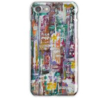 ABSTRACT 429 iPhone Case/Skin