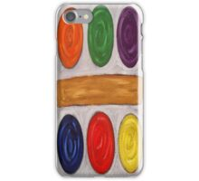ABSTRACT 604 iPhone Case/Skin