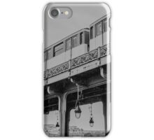 Paris By Train iPhone Case/Skin