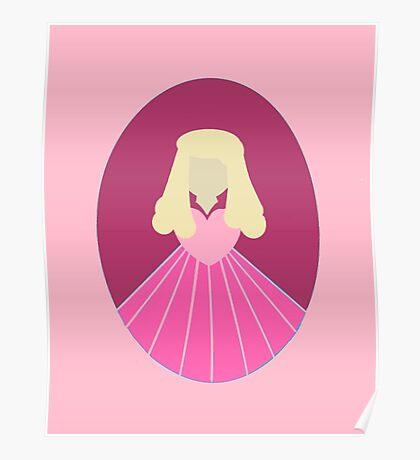 Simplistic Princess #2 Poster