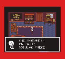Papyrus Internet One Piece - Short Sleeve