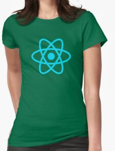 React Womens Fitted T-Shirt
