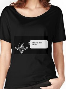 Mettaton  Women's Relaxed Fit T-Shirt