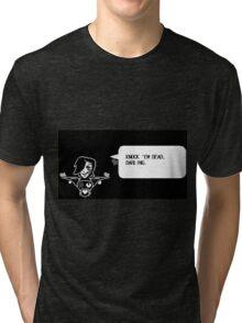 Mettaton  Tri-blend T-Shirt