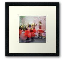 My Dancing Queen Framed Print