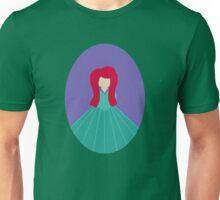 Simplistic Princess #5 Unisex T-Shirt