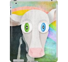 The Cow Who Freed Himself iPad Case/Skin